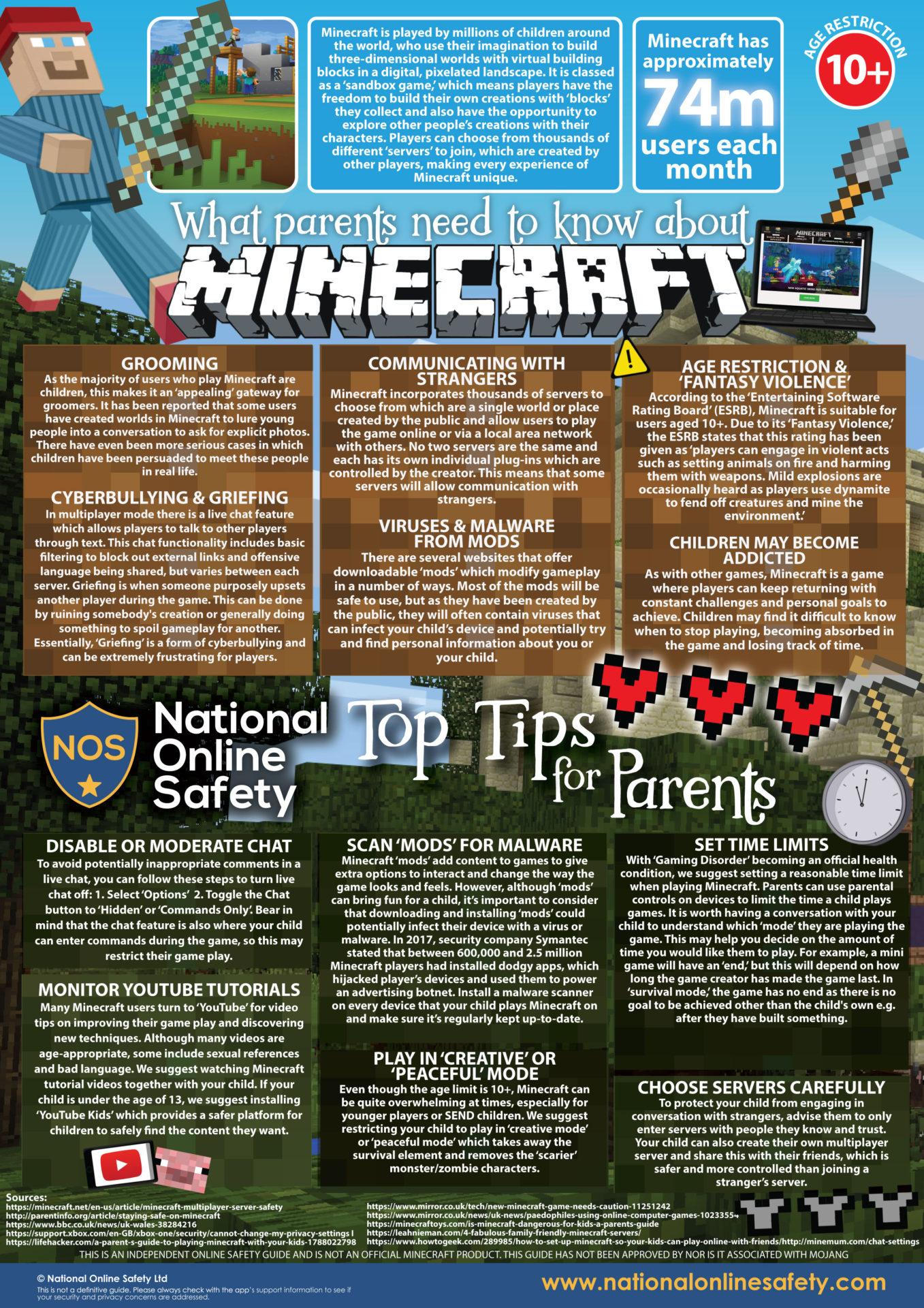 Minecraft - Ballycarrickmaddy Primary School